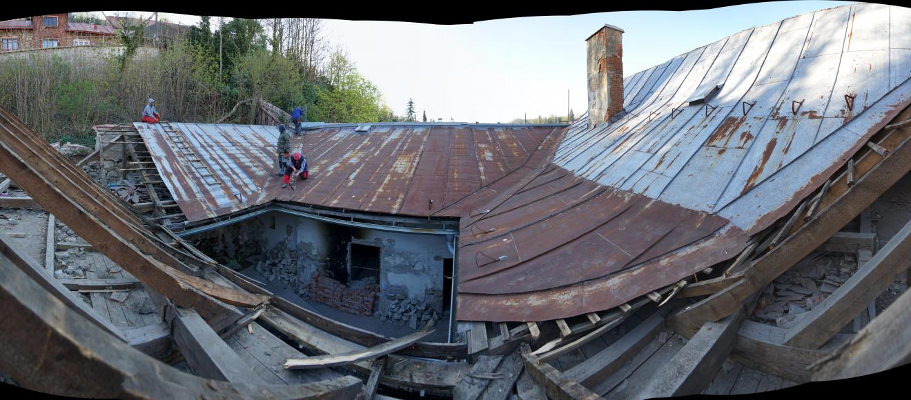 Nová strecha - nová perspektíva pre starý dom