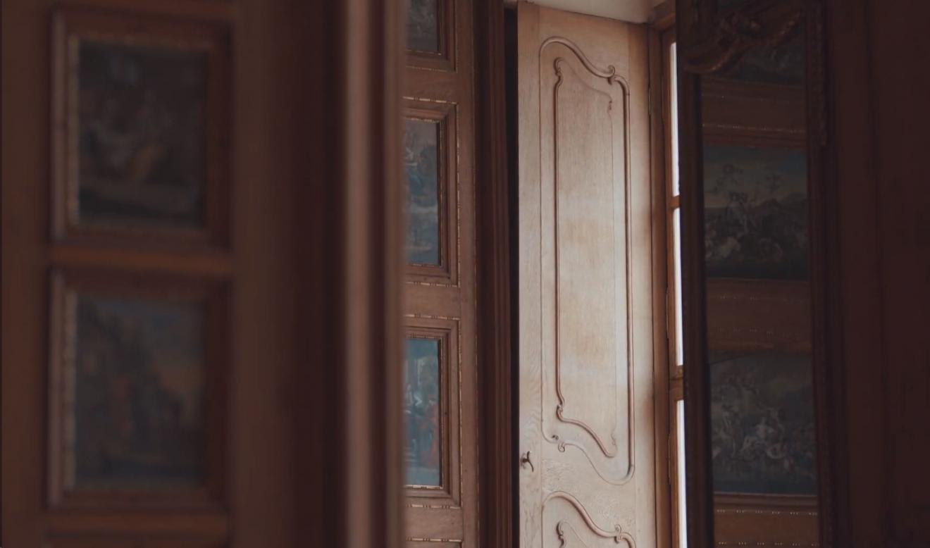 Oživené pamiatky - tradičné remeselné postupy - Replika historického okna