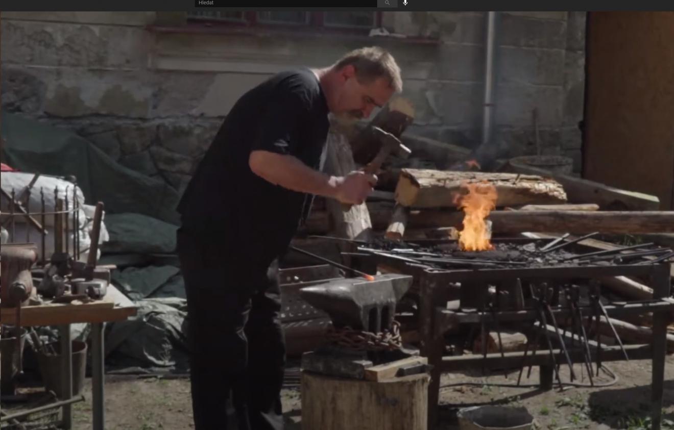 Letná škola: Ochutnávka tradičných remesiel - kováčstvo