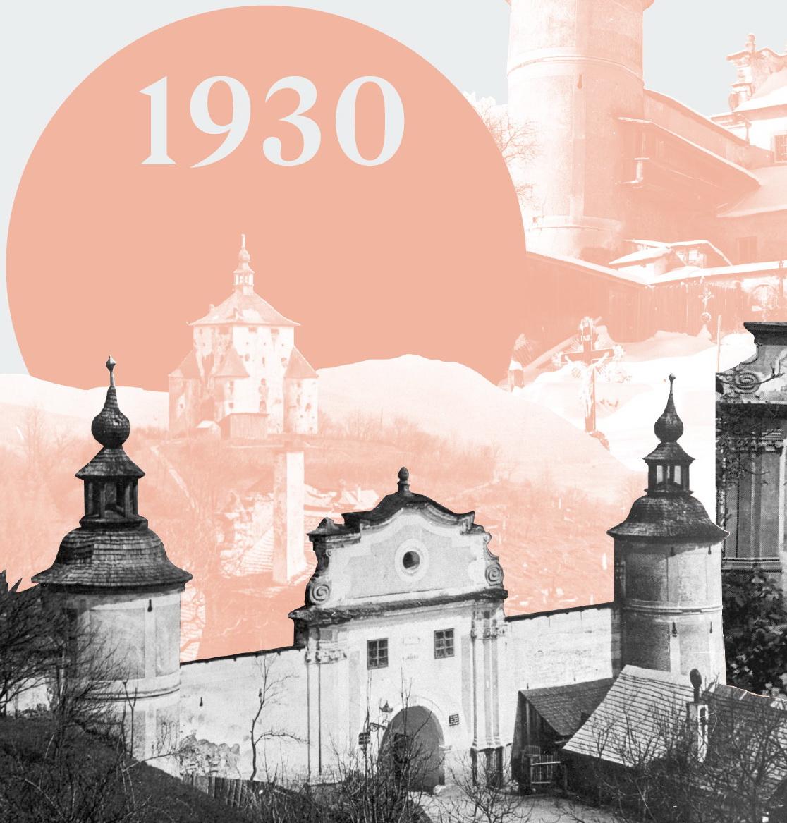 Baroková elegancia a bývanie / Seriál o Piargskej bráne