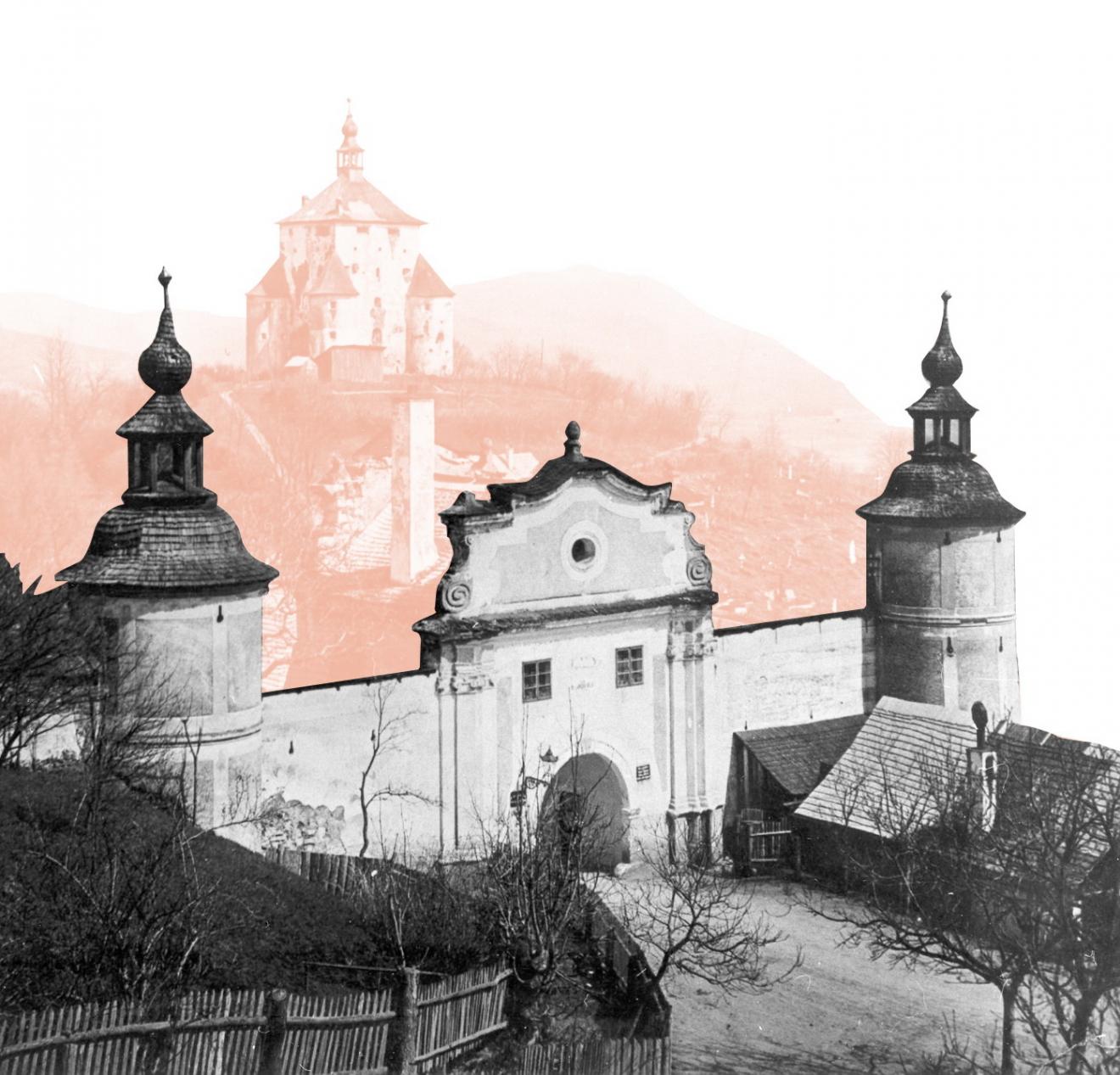 Pod ochranou pamiatkárov / Seriál o Piargskej bráne