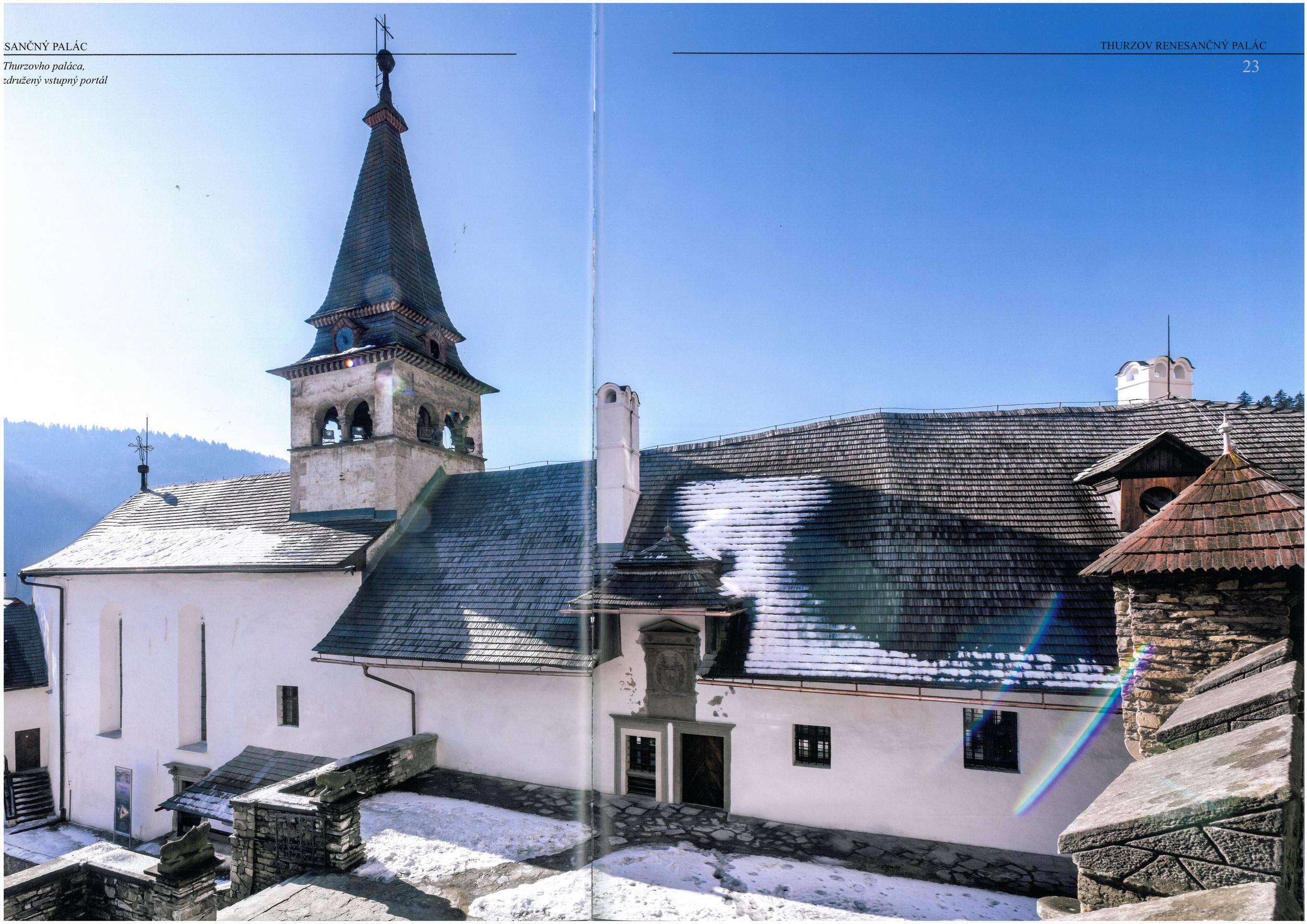 Na Objekte Turzovho paláca a nadväzujúcich objektoch sme realizovali obnovu a reštaurovanie fasád.
